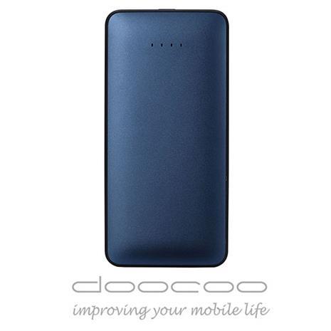 doocoo iPuff 7000 智能行動電源 (支援快速充放電) - 深藍色