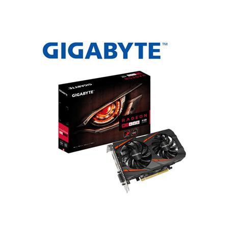 GIGABYTE技嘉 GV-RX460WF2OC-4GD 顯示卡