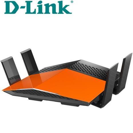 【雙頻穿牆款】D-Link DIR-879 AC1900 雙頻Gigabit無線路由器