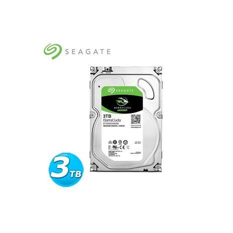 Seagate Desktop HDD 3.5吋 SATA3 3TB桌上型硬碟機