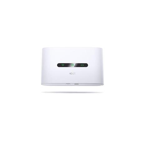 TP-LINK M7300  4G 進階版LTE 行動Wi-Fi分享器