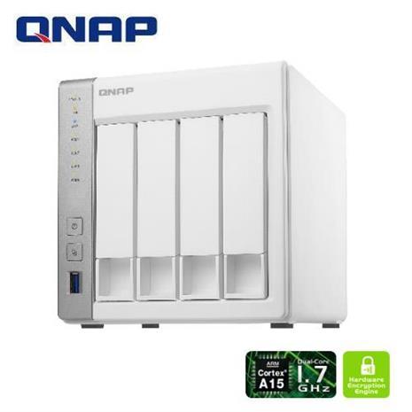 QNAP威聯通 TS-431P 4Bay網路儲存伺服器