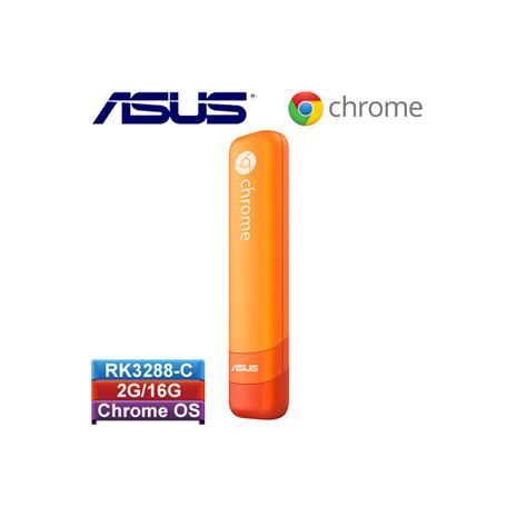 ASUS華碩 Chromebit 電腦棒 CHROMEBIT-3286VGA-O 橘