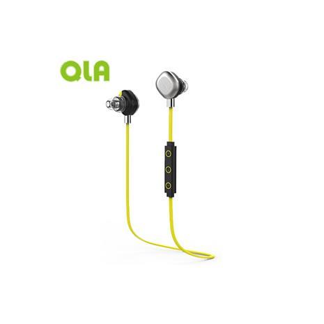 QLA BR939S 運動型雙耳立體聲藍牙耳機 綠