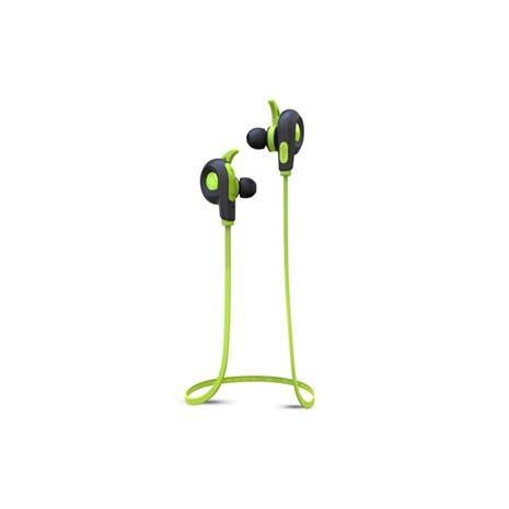 BlueAnt PUMP Lite 無線運動藍牙軍規防水耳機 蘋果綠
