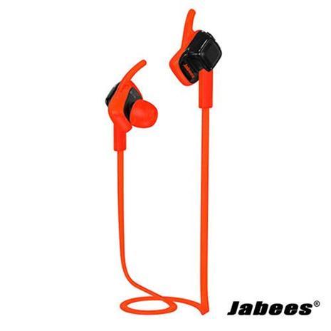 Jabees beating(橘色)藍牙運動型耳機