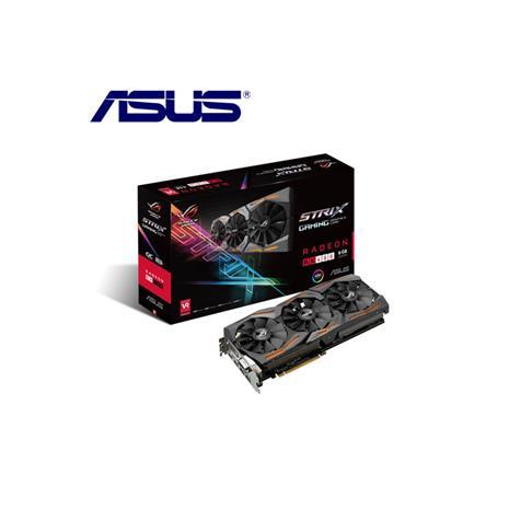 ASUS華碩 ROG STRIX-RX480-O8G-GAMING 顯示卡