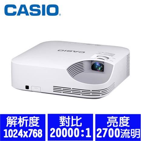 CASIO XJ-V1雷射LED XGA投影機-家電.影音-myfone購物