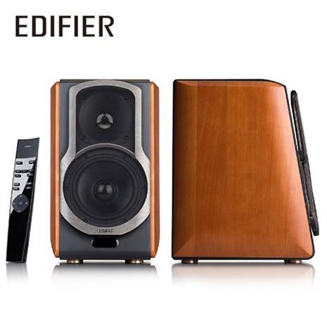 【天籟陶醉款】Edifier S2000Pro 漫步者 音樂饗宴 兩件式喇叭(支援藍牙/光纖/同軸)
