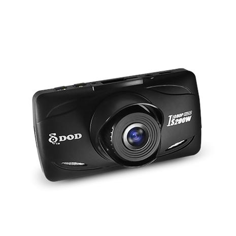 【預購】DOD IS200W FULL HD行車記錄器