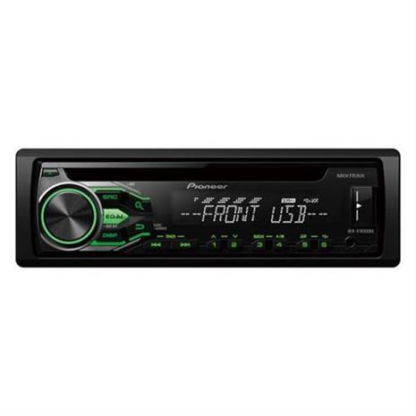 【預購】Pioneer 先鋒車用音響組 DEH-X1850UBG