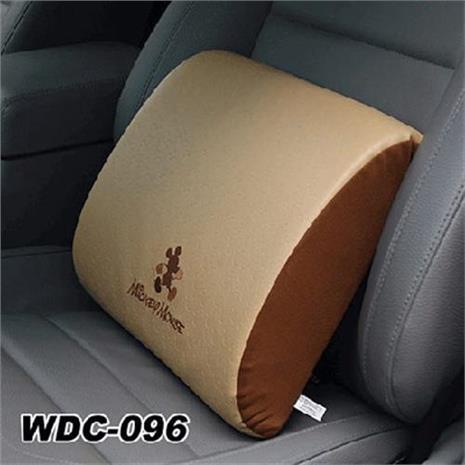 【預購】日本NAPOLEX Disney 米奇 太空記憶棉護腰墊 WDC-096