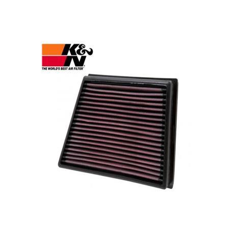 【預購】K&N 高流量空氣濾芯 33-2991 LAND ROVER