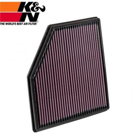 【預購】K&N 高流量空氣濾芯 33-2418 VOLVO S60 XC60