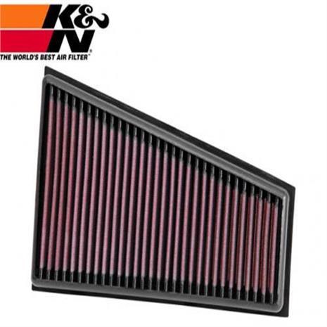 【預購】K&N 高流量空氣濾芯 33-2995 BENZ A180 GLA250