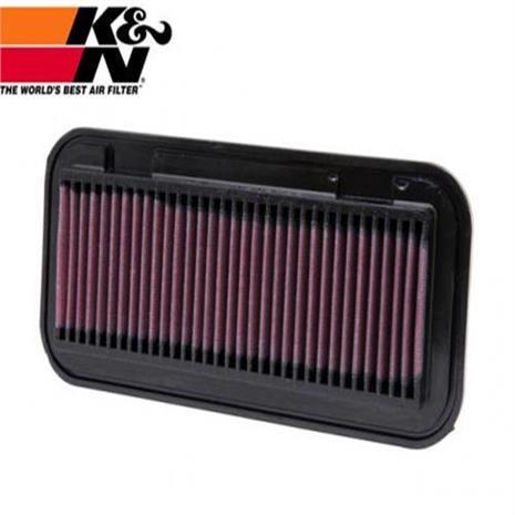 【預購】K&N 高流量空氣濾芯 33-2131 PEUGEOT 107