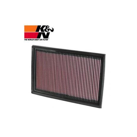 【預購】K&N  高流量空氣濾芯 33-2435 CT200h 1.8 L4   10-15