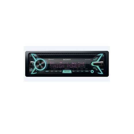 【預購】SONY藍芽IU音響主機-100W*4  MEX-XB100BT
