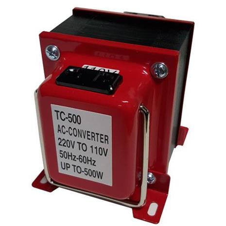 AC110V AC220V 雙向變壓器 (TC-500)