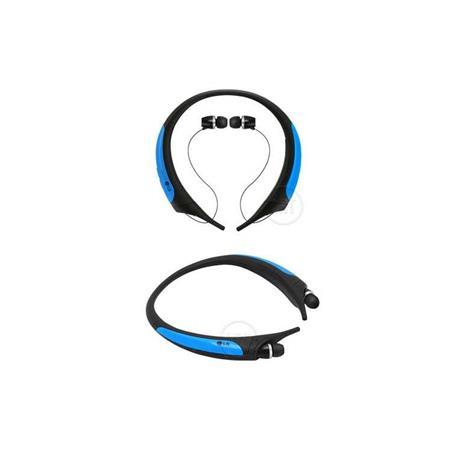 LG HBS850 防汗防潑水運動藍牙耳機-藍色