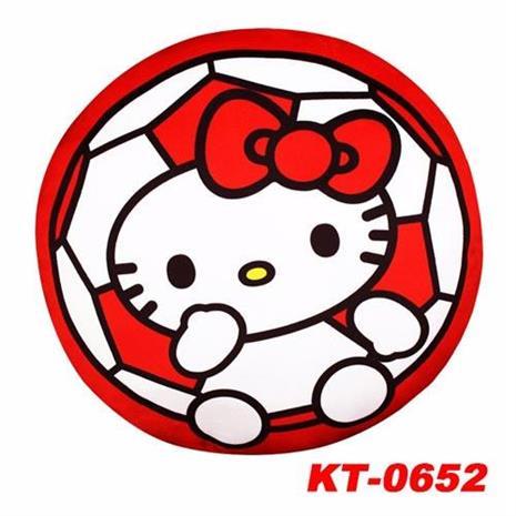 【預購】Hello Kitty 暖手抱枕 KT-0652