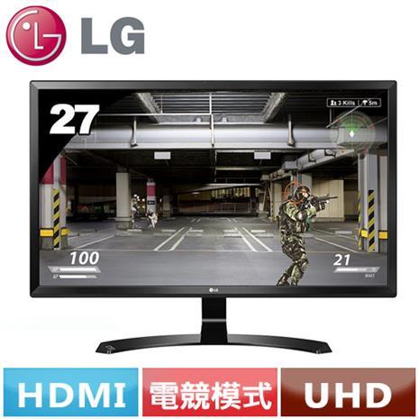 LG 27型 4K超高清電競液晶螢幕 27UD58