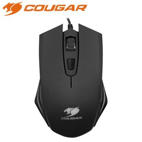 COUGAR 美洲獅 200M 電競滑鼠 黑