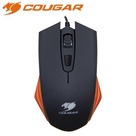 COUGAR 美洲獅 200M 電競滑鼠 橘