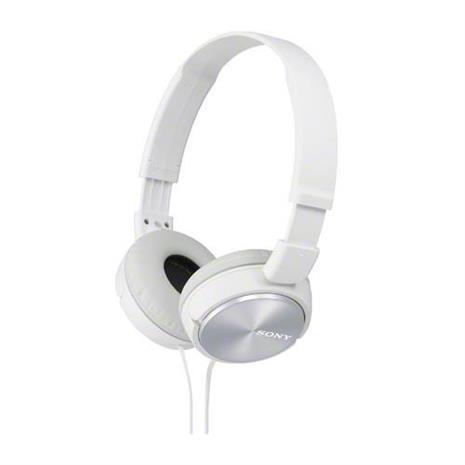 SONY 無麥耳罩式耳機 MDR-ZX310-W 白