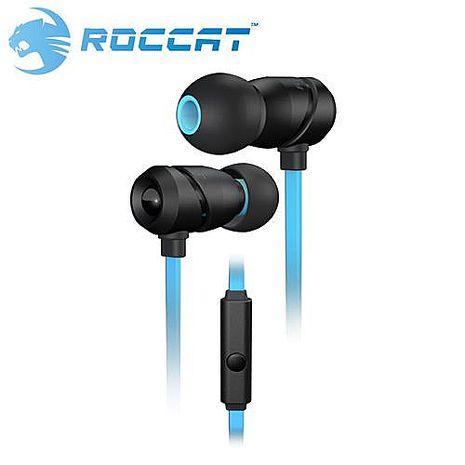 【1月精選-線上資訊展】ROCCAT 冰豹 ALUMA 鋁製外殼 耳道式耳機麥克風