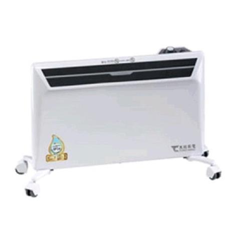 東銘對流式防潑水電暖器(浴室、房間兩用) TM-3712