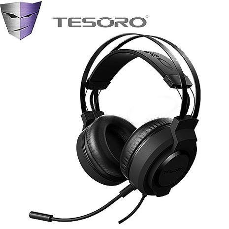 【1月精選-線上資訊展】TESORO 鐵修羅 Olivant 歐力文 A2 耳罩耳機麥克風