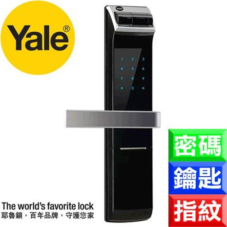 Yale YDM4109 熱感觸控指紋密碼電子鎖