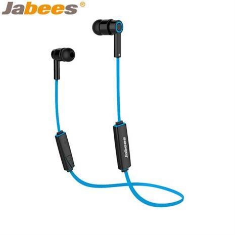 Jabees超輕量運動型藍牙耳機Obees藍