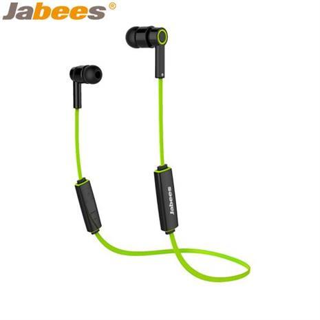 Jabees超輕量運動型藍牙耳機Obees綠
