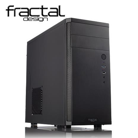 Fractal Design Core 1100黑化機殼(永夜黑)