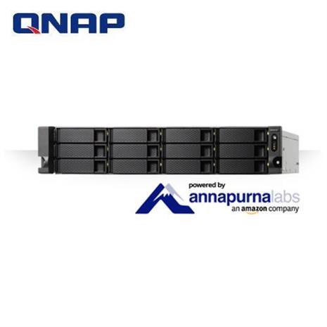 QNAP威聯通TS-1231XU-4G 12Bay網路儲存伺服器