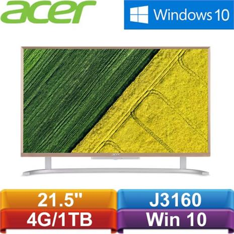 ACER宏碁 Aspire C22-720 21.5吋 All in One電腦
