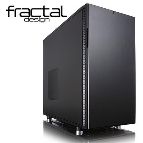 Fractal Design Define R5 靜音機殼(永夜黑)無透側