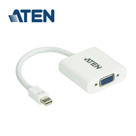 ATEN 宏正 Mini DisplayPort 轉 VGA 轉接器 VC920