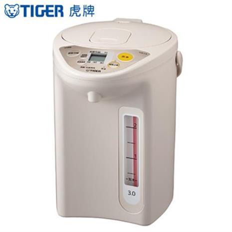 TIGER虎牌3.0L微電腦電熱水瓶 PDR-S30R