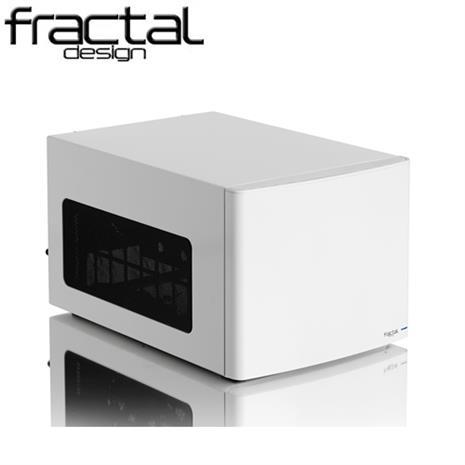 Fractal Design Node 304 多媒體/HTPC機殼(極光白)