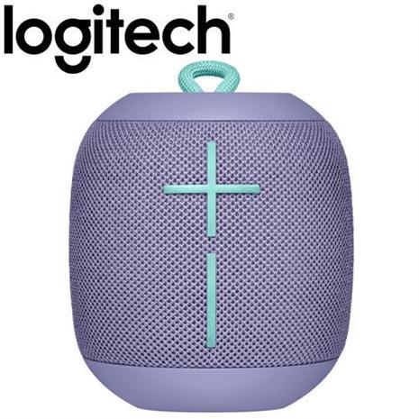 Logitech 羅技 UE WonderBoom 防水藍牙喇叭 紫色