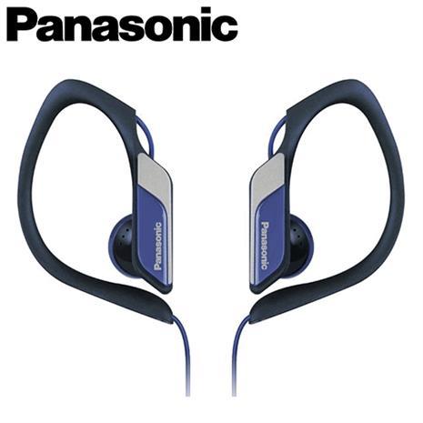 Panasonic 國際牌 RP-HS34 運動專用耳掛耳機 藍