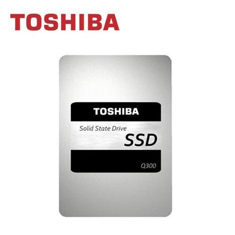 TOSHIBA Q300 960GB 2.5吋 SATA3 7mm固態硬碟