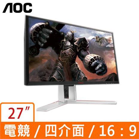 AOC 27型 AGON (16:9)液晶螢幕 AG271QX
