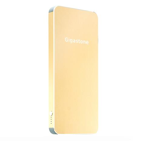 Gigastone P5K-100I 10000mAh 薄型行動電源(金)