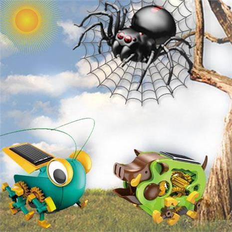 ProsKit 寶工科學玩具 仿生動物樂園