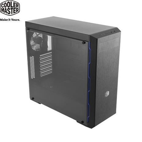 Cooler Master MB600L 創客機殼 (藍/可裝光碟機)