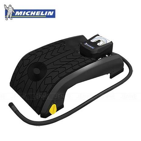 Michelin 米其林 氣壓錶顯示型雙筒踏氣機 12206